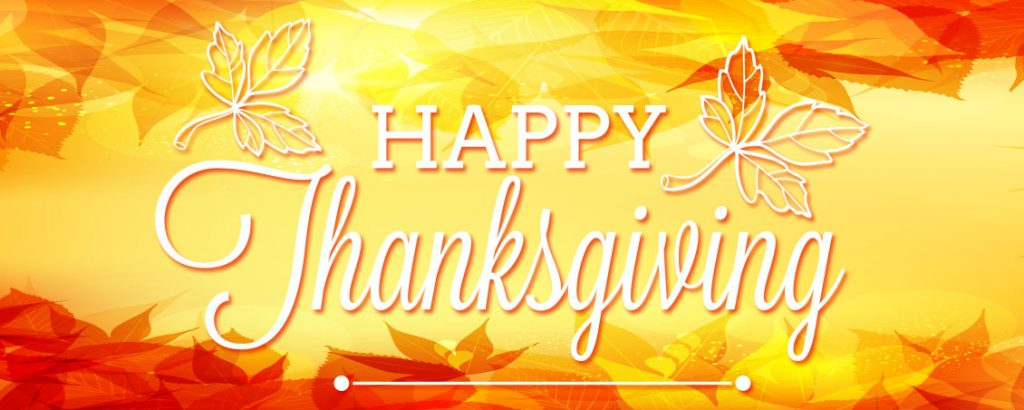 Thanksgiving Banner For FB